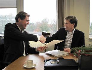 CTGB Contract tekenen
